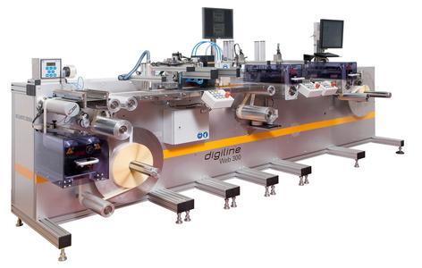 DIGILINE von Atlantic Zeiser als Branchenlösung für codierte und serialisierte Druckanwendungen