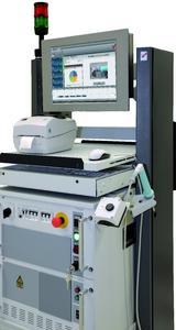 Elabo Elution in der Produktion und Qualitätssicherung in einem Testmobil von Elabo TestSysteme. Mit der Software definieren Sie einen sequenzierten Prüfablauf, Prüfhinweise, Digitalbilder oder Warteschritte können integriert werden.