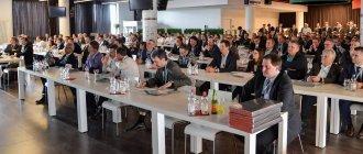 Beim 18. Industry-Forum der CADENAS GmbH informierten sich über 200 Besucher aus über Trends und Entwicklungen in den Bereichen Strategisches Teilemanagement, Elektronische Produktkataloge und Building Information Modeling (BIM)