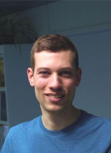 Tobias Fischer, Erstautor der Studie / Foto: privat