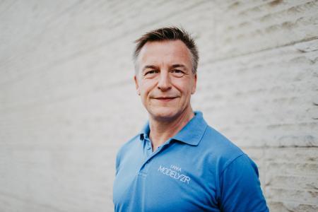 Nils Niehörster, Gründer und Geschäftsführer der Modelyzr GmbH