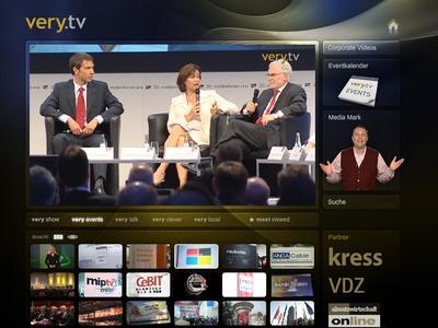 Screenshot very.tv