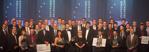 arvato Systems Wins the German Data Center Prize 2014