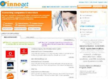Innoget Open innovation marketplace