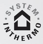 Bauprodutke, die für den Einsatz in einem INTHERMO Wärmedämmverbundsystem zugelassen sind, tragen dieses Zeichen. (Quelle: INTHERMO GmbH -- www.inthermo.de)