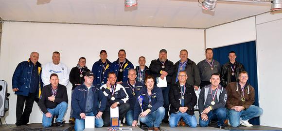"""Niederländisches Team gewinnt bei """"Best European Transport Team"""""""