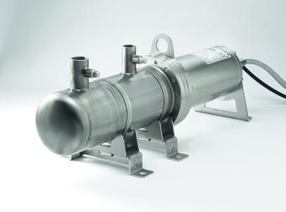 Spezialpumpe RC für CO2-Kälteanlagen