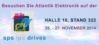 Atlantik Elektronik @ SPS IPC DRIVES 2014 in Nürnberg