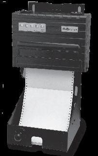 DASCOM dot-matrix printers at RohrMax Perfect on-site printing