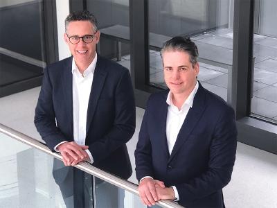 Dr. Matthias Johnen und Dr. Dirk Wegener