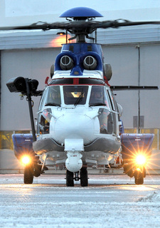 Spain orders a Eurocopter EC225 helicopter for sea search & rescue and pollution control missions