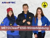 ESD-Winterbekleidung Katalog