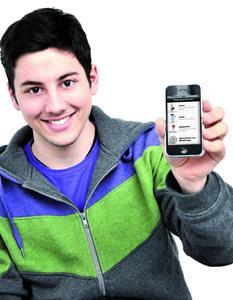 """Das Smartphone als Prüfungstrainer, einer von vielen Trends, die auf dem Kongress """"Auto und Ausbildung. Das Forum."""" am 25. Mai in Würzburg vorgestellt werden (Foto: Vogel Business Media)"""