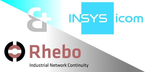 INSYS Rhebo Logo Partner