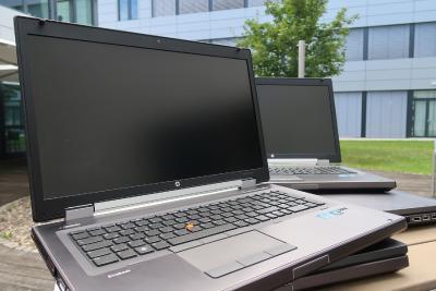 HP Laptops für Werkgymnasium Heidenheim