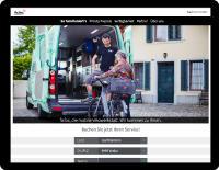 Shop mit Konfigurator, ERP und Webapp für fixfox