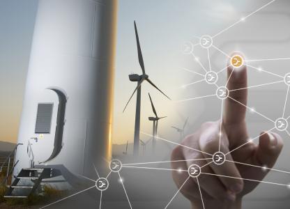 Weidmüller Vernetzte Digitalisierungs- und Automatisierungs-Technologien für Windenergieanlagen