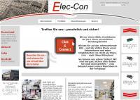 Die Elec-Con technology GmbH, Entwicklungshaus für kundenspezifische Leitungselektronik bis 1 kVA, wurde vor über 15 Jahren gegründet. Das Portfolio des Passauer Unternehmens umfasst ausgeklügelte Hard- und Firmware für DC/DC-Wandler, DC/DC-USV-Systeme, AC/DC-Wandler, clevere Industriesteuerungen sowie komplexen Embedded-Systeme.