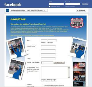 Goodyear Truck GP Gewinnspiel