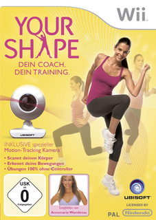 YSHAPE Wii PACK 2D