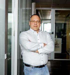 Thorsten Weimann, Geschäftsführer der abtis, freut sich über die Advanced Specialization von Microsoft.