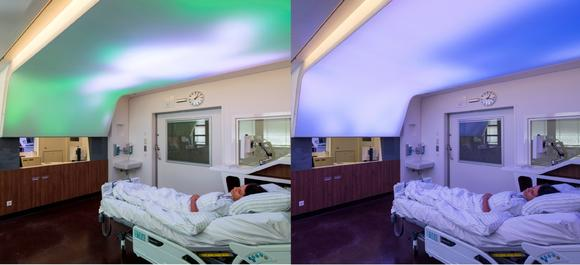 Philips Luminous Ceiling