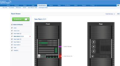 Visualisierung und Integration: OpManager mit neuen Funktionen
