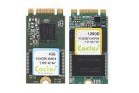 Neue M.2-Speicherkarten von Cactus Technologies