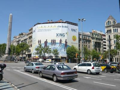 XING mit großer Marketing-Kampagne in Spanien
