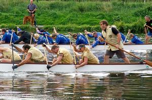 PSV-Team im Renneinsatz