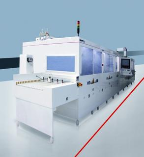 SCHMID Group reports the sale of several machines for texturing and edge isolation including automation equipment to JA Solar