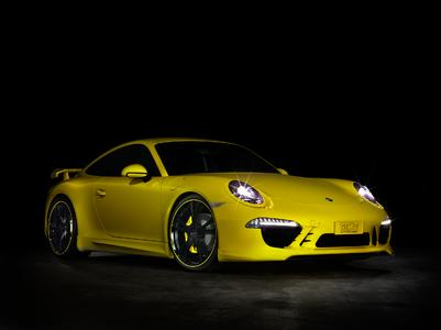 TECHART Interior for the new Porsche 911