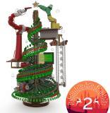 TraceParts Weihnachtsbaum-Konstruktionswettbewerb - 2. Platz
