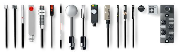 Mini.s  - Sensorwinzlinge von Balluff