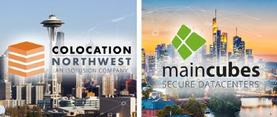 maincubes and Colocation Northwest Announce Transatlantic Data Center Partnership