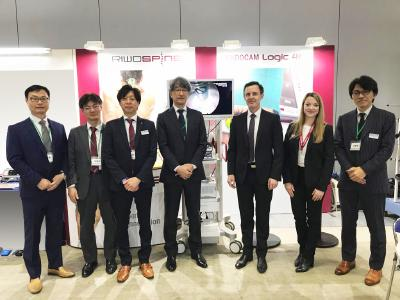 Richard Wolf subsidiary RIWOspine installs new business structure in Japan