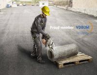 Klingspor ist seit April Mitglied im Verband der Baubranche, Umwelt- und Maschinentechnik e.V.