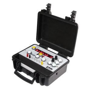 Perfekt gepackter Koffer: Der ValveMaster® ist ein vielseitiges Hydraulikventil-Prüfgerät für die Instandhaltung und Inbetriebnahme
