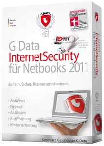 G Data InternetSecurity für Netbooks 2011