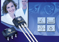 New Linear Hall Sensors from Micronas offering cost benefits through preset sensitivity levels