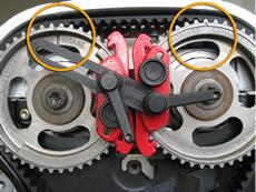 Ducati  Crank Sensor Height