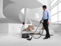 New premium class of vacuum cleaners: The Miele S8