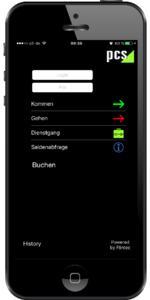 Mobile Zeiterfassung - jetzt für alle gängigen Smartphone Betriebssysteme