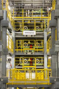 The CC6 continuous caster at DILLINGER, Germany, produces steel slabs with a thickness of 600 millimeters