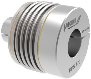 Metallbalgkupplung KPS