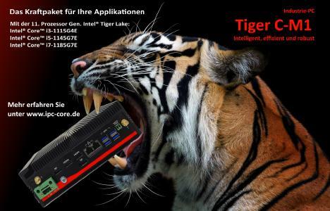 Die DNA wurde dem Kraftpaket von der 11. Intel® Core™ i Prozessor Generation verliehen. Für dauerhafte hohe Netzwerk-Performance sorgen zudem die Ethernet-Controller Intel® I225-LM, I219-LM und I210-IT. Wobei der Intel® I225-LM Controller sogar eine Bandbreite von 2.5 Gibt/s unterstützt. Für zum Beispiel Highspeed-Kamerasysteme stehen vier USB 3.1 Gen2 Schnittstellen, mit jeweils bis zu 10 Gbit/s, zur Verfügung. Ideal für die industrielle Bildverarbeitung (IBV) und ähnliche Applikationen.