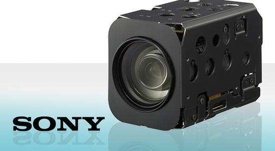 SONY FCB Zoom Camera