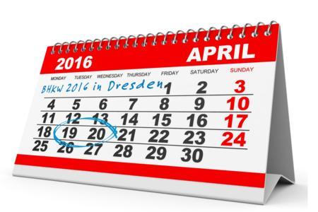"""Der zweitägige Fachkongress mit Ausstellung """"BHKW 2016"""" findet am 19./20. April 2016 im Dresdner Kongresszentrum statt (Bild: Fotolia- iCreative3D-BHKW-Infozentrum)"""
