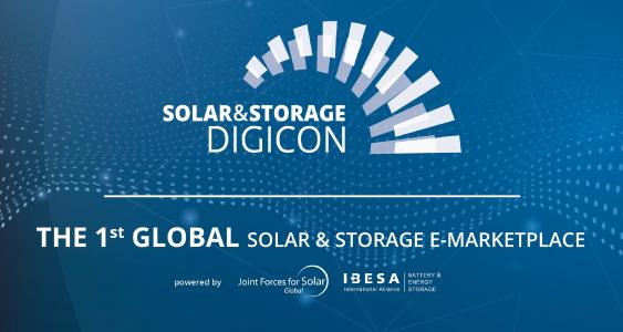 Solar & Storage DigiCon: Digital Conferences and Communication as New State of the Art