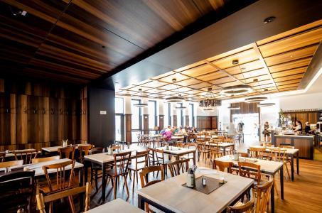 Restaurant from Museum of Bavarian History CoCo veneer Photo: Frank Blümler